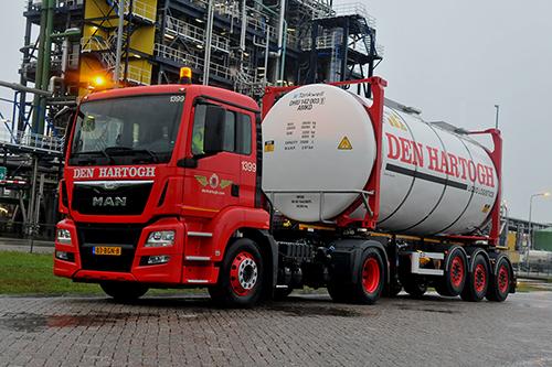 Twintig nieuwe MAN TGS-trucks voor Den Hartogh