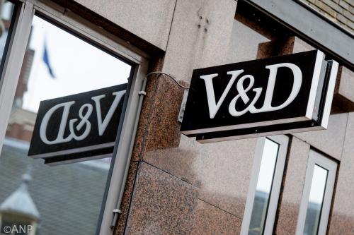 'Winkelleegstand neemt vlucht door omvallen V&D'