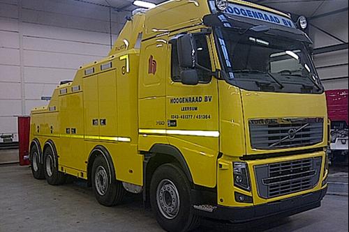 Bergingsactiviteiten van Hoogenraad Transport overgenomen door van Amerongen BV