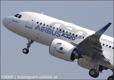 Airbus levert recordaantal vliegtuigen