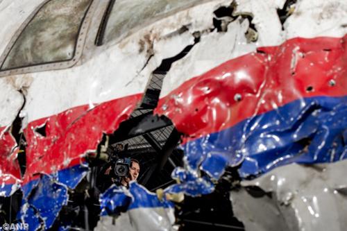 Stichting draagt beelden MH17 over aan OM