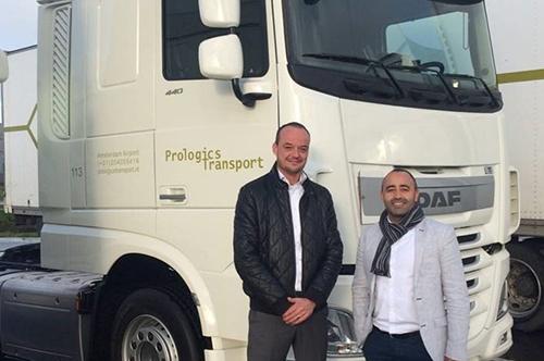 Twee nieuwe Daf XF voor Prologics Transport