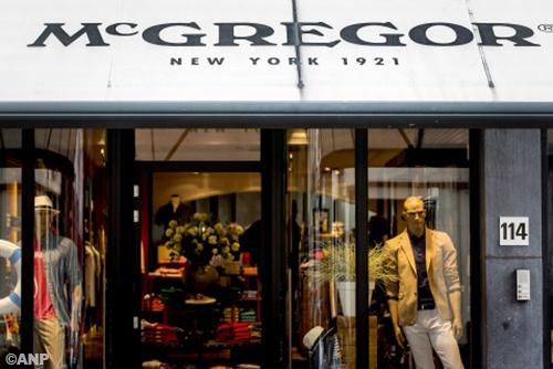 Modehuis McGregor maakt doorstart
