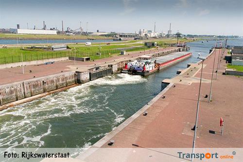 Wijziging vaarroute Middensluis IJmuiden