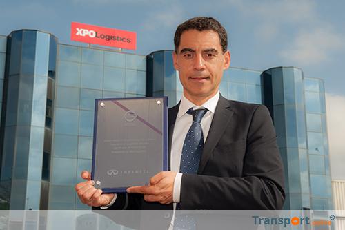 XPO Logistics door Nissan onderscheiden voor haar logistieke diensten