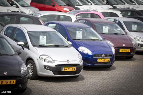Autoverkoop veert op sinds maart