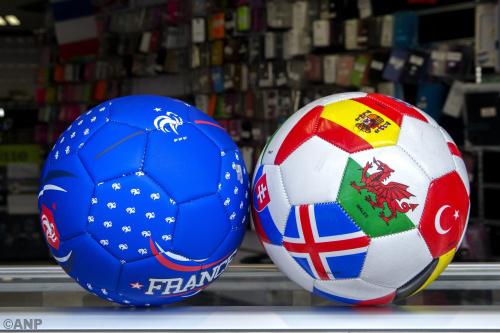 Britten waarschuwen voor aanslagen EK voetbal