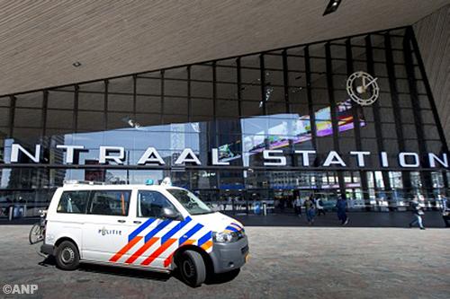 Rotterdam Centraal vrijgegeven