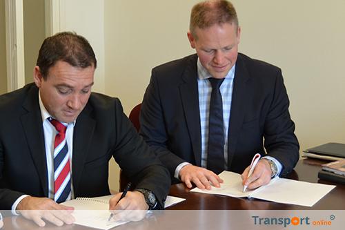 JCL Logistics Benelux BV en VDL Groep verlengen samenwerking