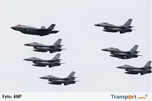 Opnieuw druk op wegen naar Vliegbasis Leeuwarden