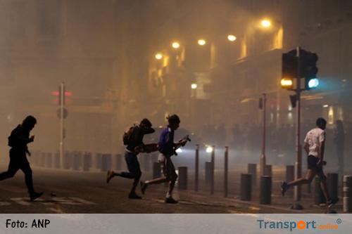 Gewonden bij voetbalrellen Nice