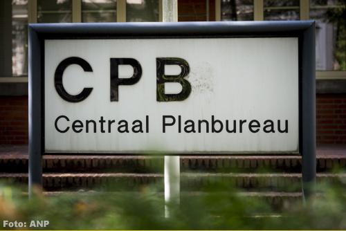 CPB ziet groei licht aantrekken in 2017