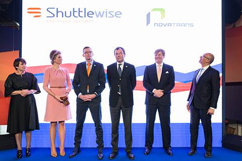 Shuttledienst Rotterdam-Frankrijk van start