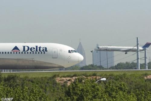 Delta Air Lines ook in zee met Transavia