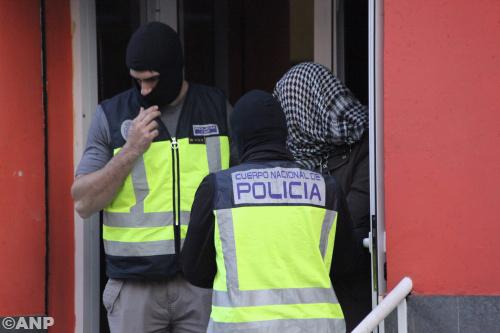 Uniformen voor IS onderschept in Spanje