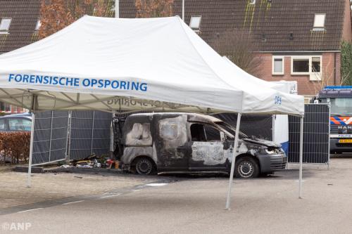 Tweede autobrand gekoppeld aan Nabil Amzieb