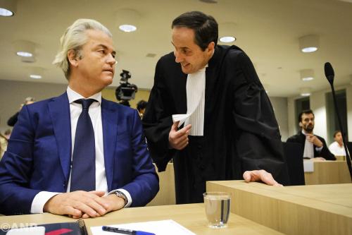 Wilders: geen spijt van omstreden uitspraak