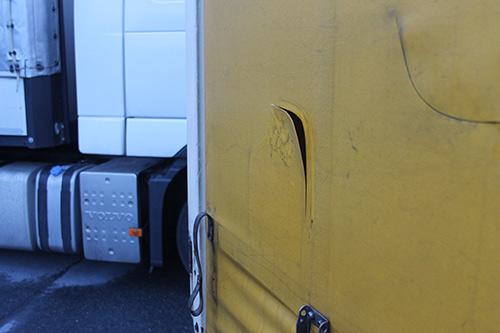 Zeilensnijders en ladingdieven actief langs Duitse snelweg [+foto's]