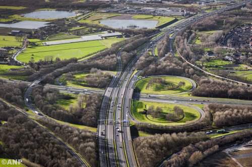 Utrecht blijft tegen verbreding A27 en A12