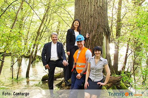 Contargo ondersteunt NABU als rivierbeschermheer