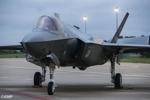 F-35 geeft niet veel meer overlast dan F-16
