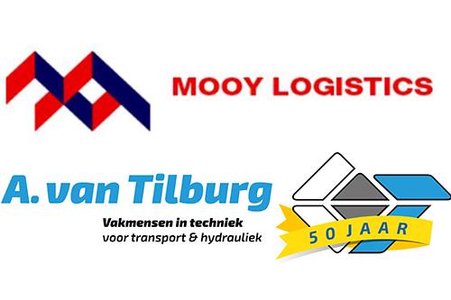 Mooy Logistics en A. van Tilburg gaan samenwerken