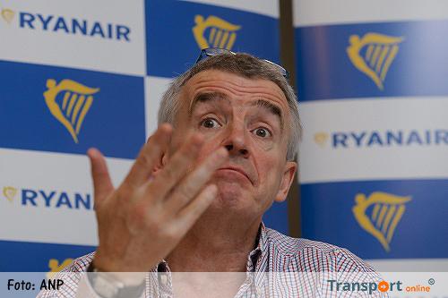 Ryanair komt niet onder ACM-boete uit