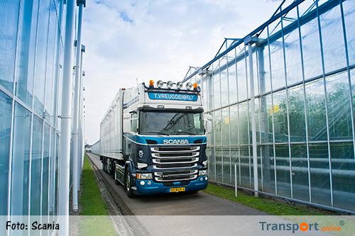 Vijf nieuwe Scania's voor T. Vreugdenhil
