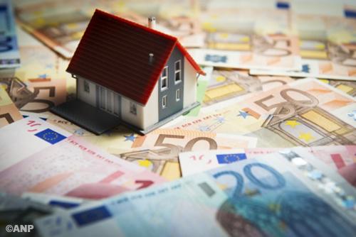 'Huizenprijzen ook volgend jaar in de lift'