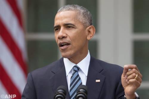 Obama ontvangt Trump op Witte Huis [+video]