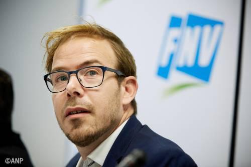 Vicevoorzitter Gijs van Dijk verruilt FNV voor PvdA