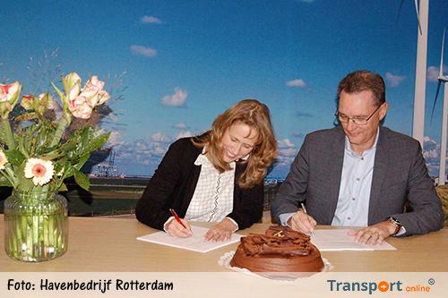 Wi-Fi in haven Rotterdam voor binnenvaart