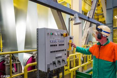 Nederlandse industrie groeit sterk