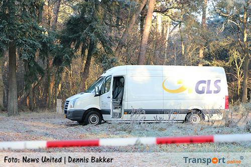 Chauffeur van GLS bus overvallen [+foto]