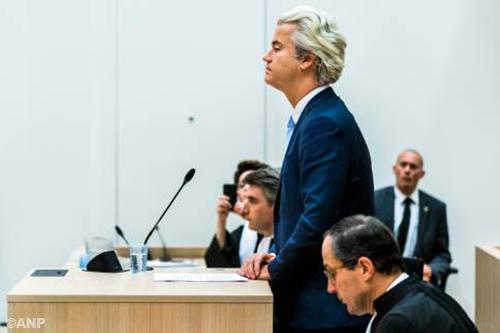 Wilders: spreek mij vrij, spreek ons vrij
