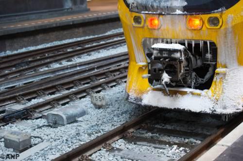 Sensoren helpen bij problemen op spoor