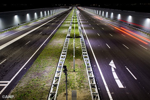 Snelwegbouwers A4 accepteren boete