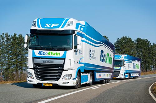 Overheid en markt werken samen aan integratie truck platooning in logistieke processen