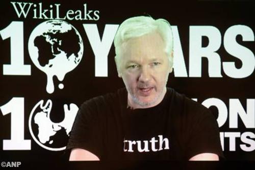 WikiLeaks: stop cyberaanval