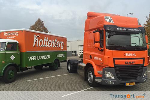 Nieuwe DAF CF voor Kattenberg Verhuizingen