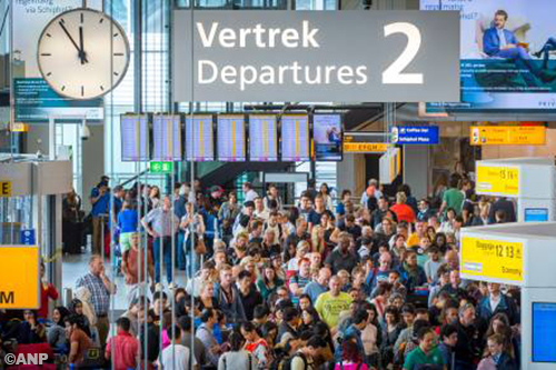 IATA werkt aan snellere vliegveldchecks