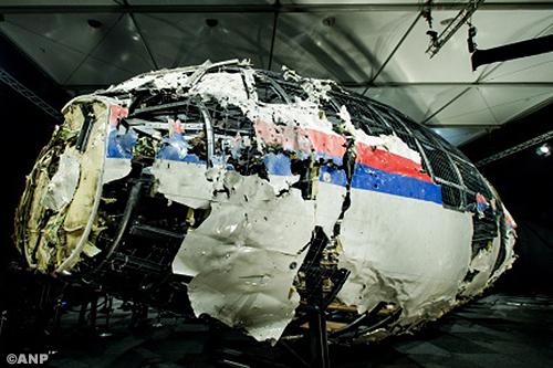 Rusland overhandigt MH17-informatie