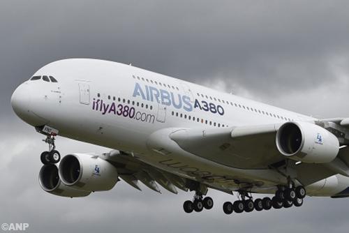 Airbus mag van VS leveren aan Iran