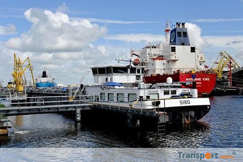 'Wachten' in Amsterdam voor binnenvaart makkelijker
