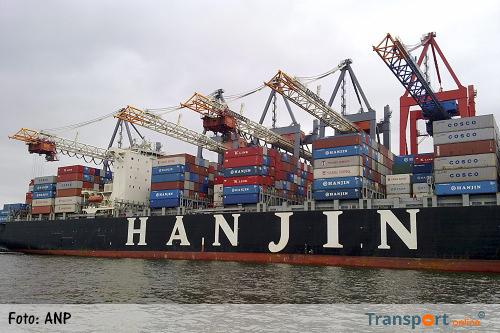 EVO en Fenedex bezorgd over problemen Hanjin