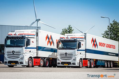 Mooy Logistics zet chauffeurs functieschaal terug