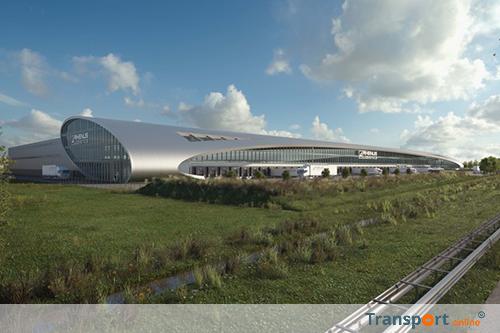 DOKVAST ontwikkelt uiterst duurzaam DC voor Rhenus Contract Logistics