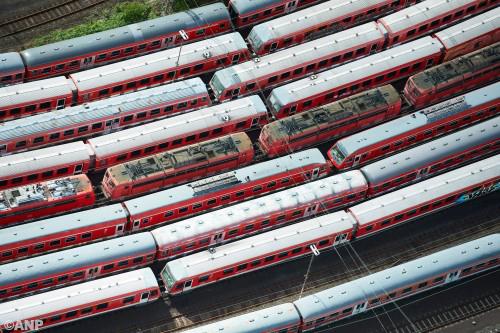 Duitse spoorwegen wil pepperspray tegen agressie