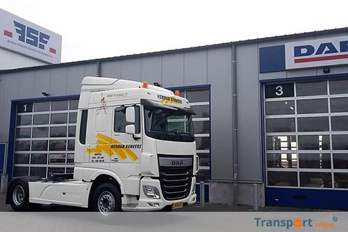 Nieuwe DAF XF FT 460 voor Herman Denkers Transport