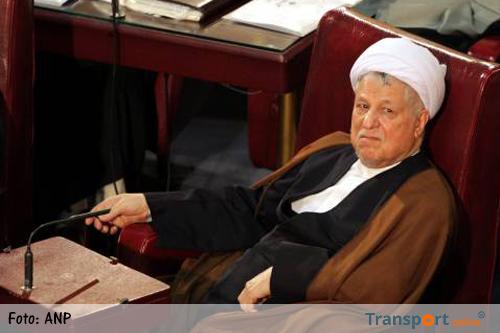 Iraanse oud-president Rafsanjani overleden
